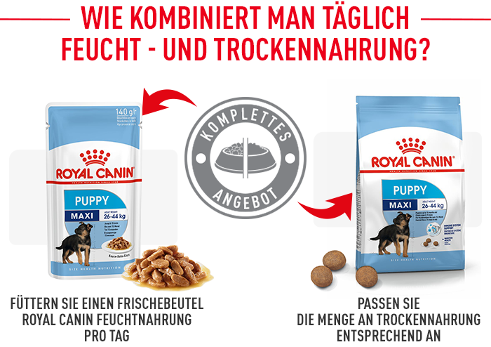 Royal Canin Maxi Puppy Nassfutter
