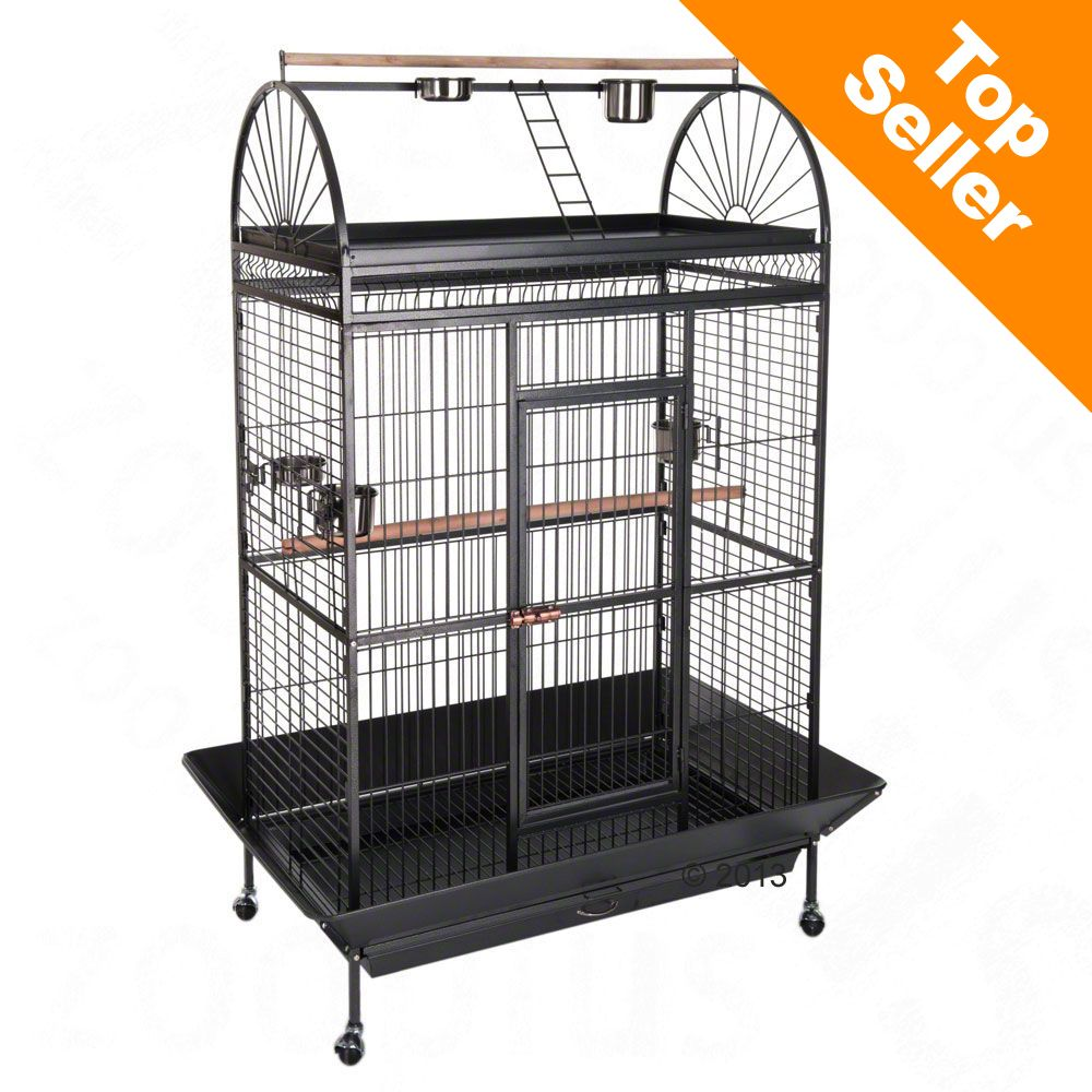 best selling sale usa online huge selection of Animalerie – Cage Caesar pour perroquet – L 123 x l 82 x H ...