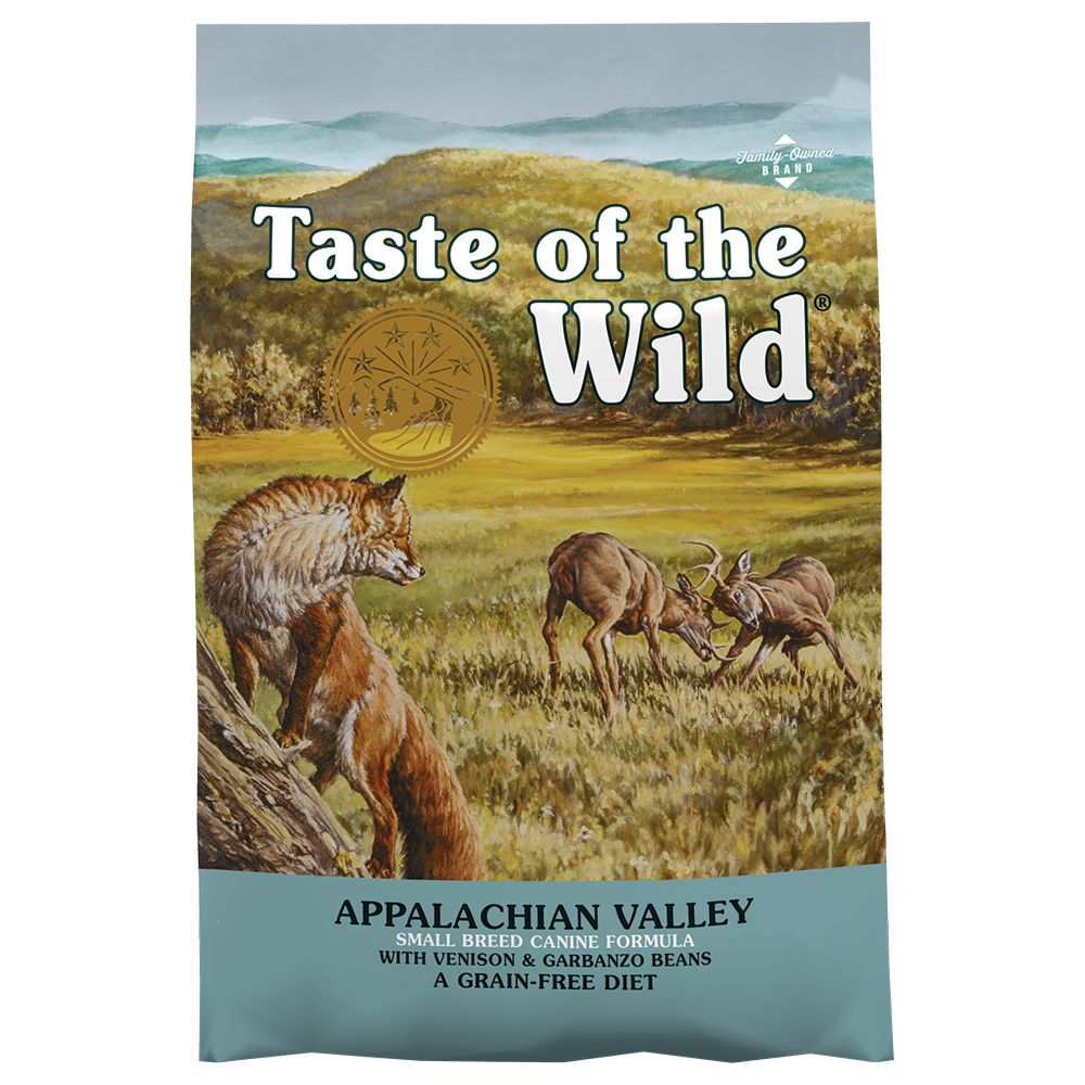 Taste of the Wild - Appalachian Valley Adult Small Breed - 5.6kg