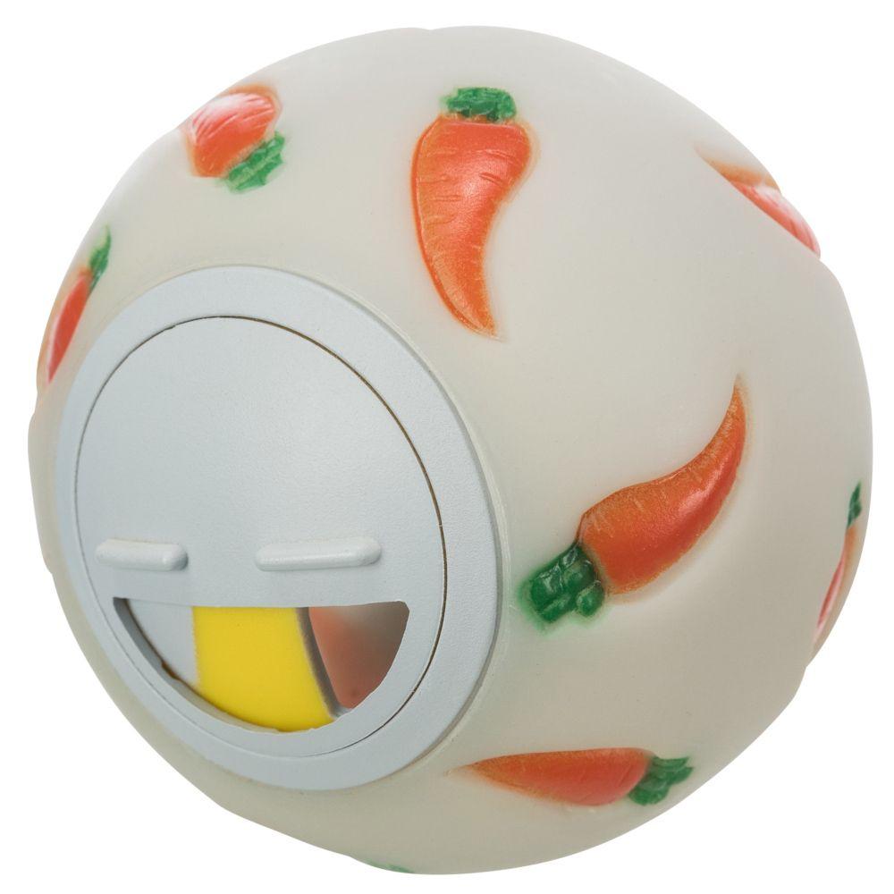 Balle Trixie Snacky pour rongeur 7 cm de diamètre