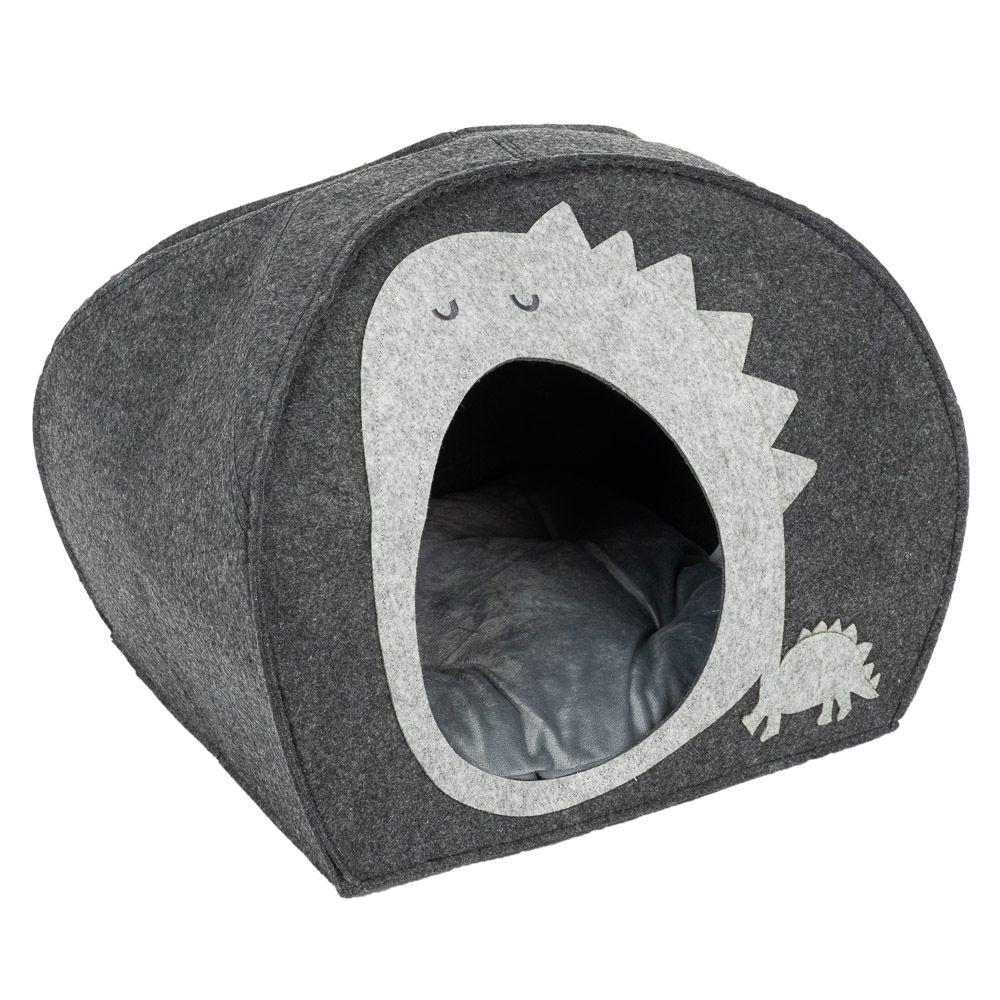 Katzenhöhle Zilla - Waschbeutel XL: L 75 x B 80 cm