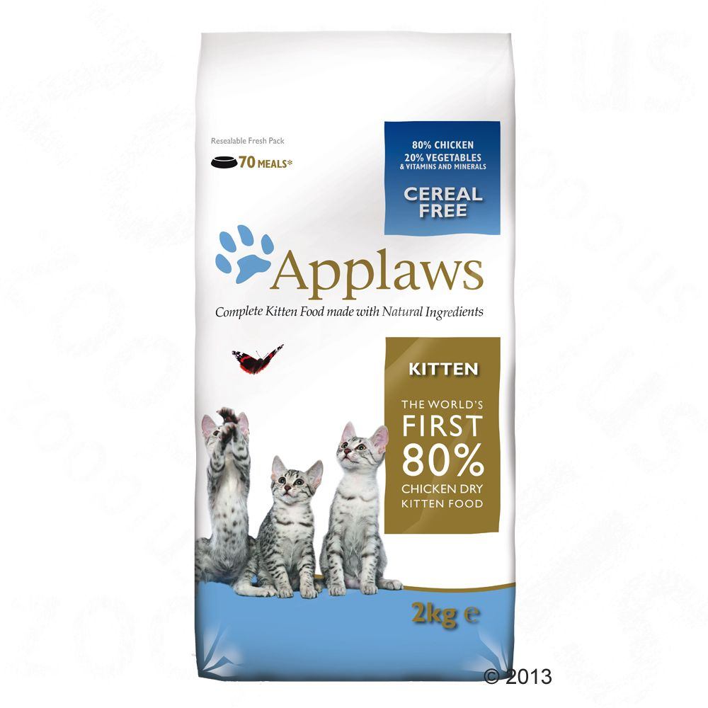 Chat Croquettes Applaws Croquettes Applaws pour chaton