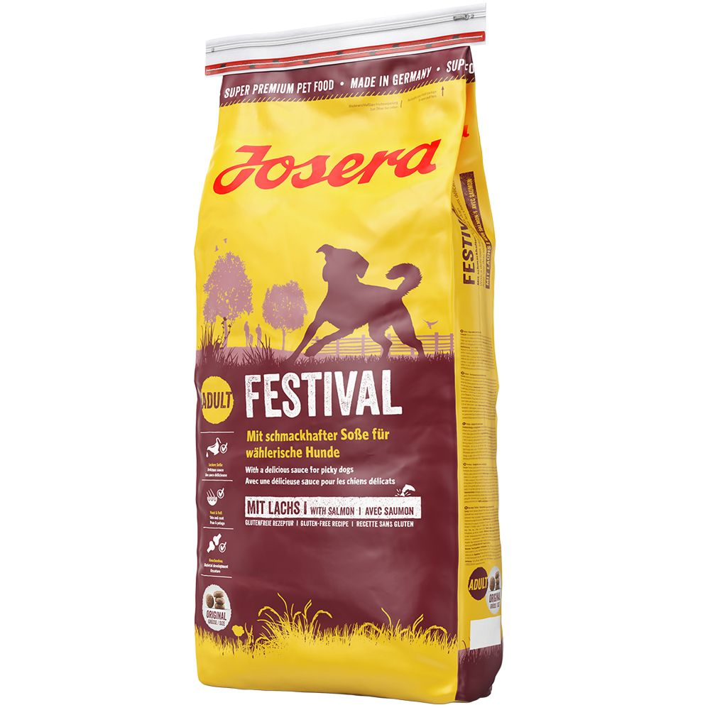 Josera Festival Dry Dog Food