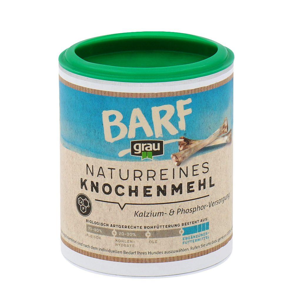 grau Knochenmehl - 400 g
