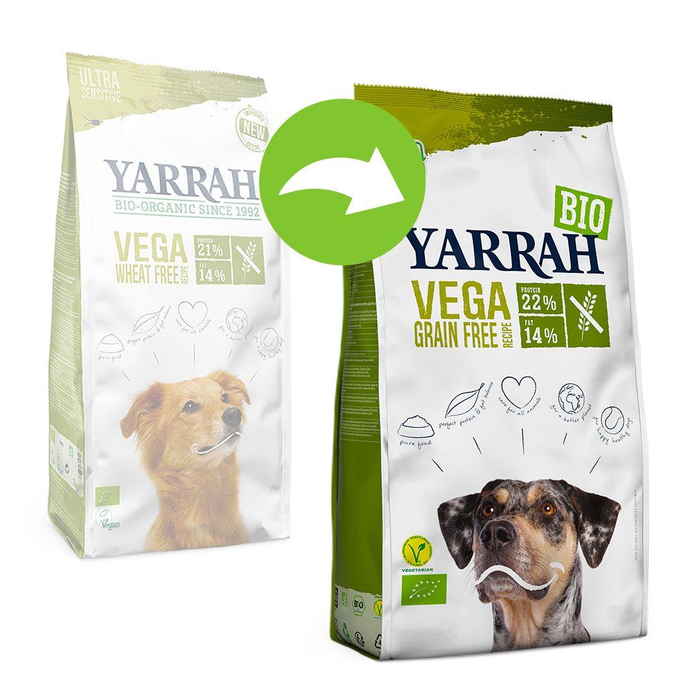 Yarrah Organic Vega Grain Free - 10 kg