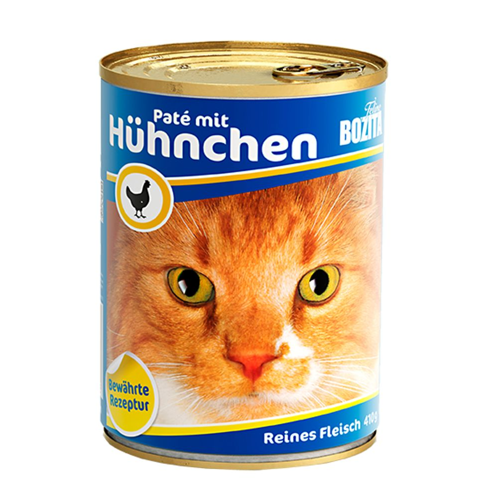 Chicken Bozita Wet Cat Food