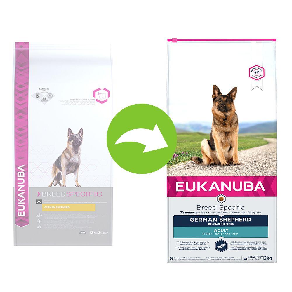 Eukanuba Adult Breed Specific Deutscher Schäferhund - 12 kg