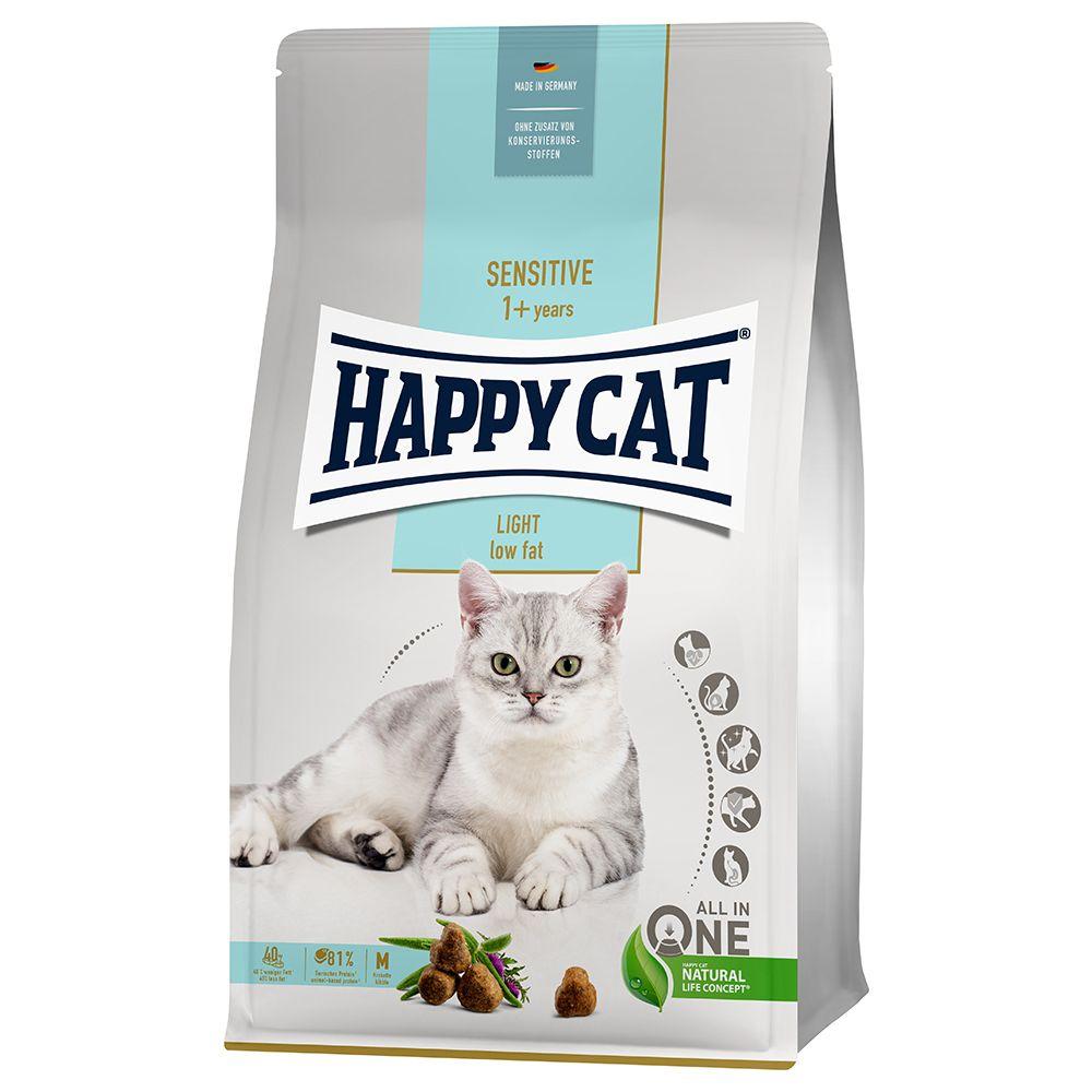 Happy Cat Sensitive Adult Light - 1,3 kg