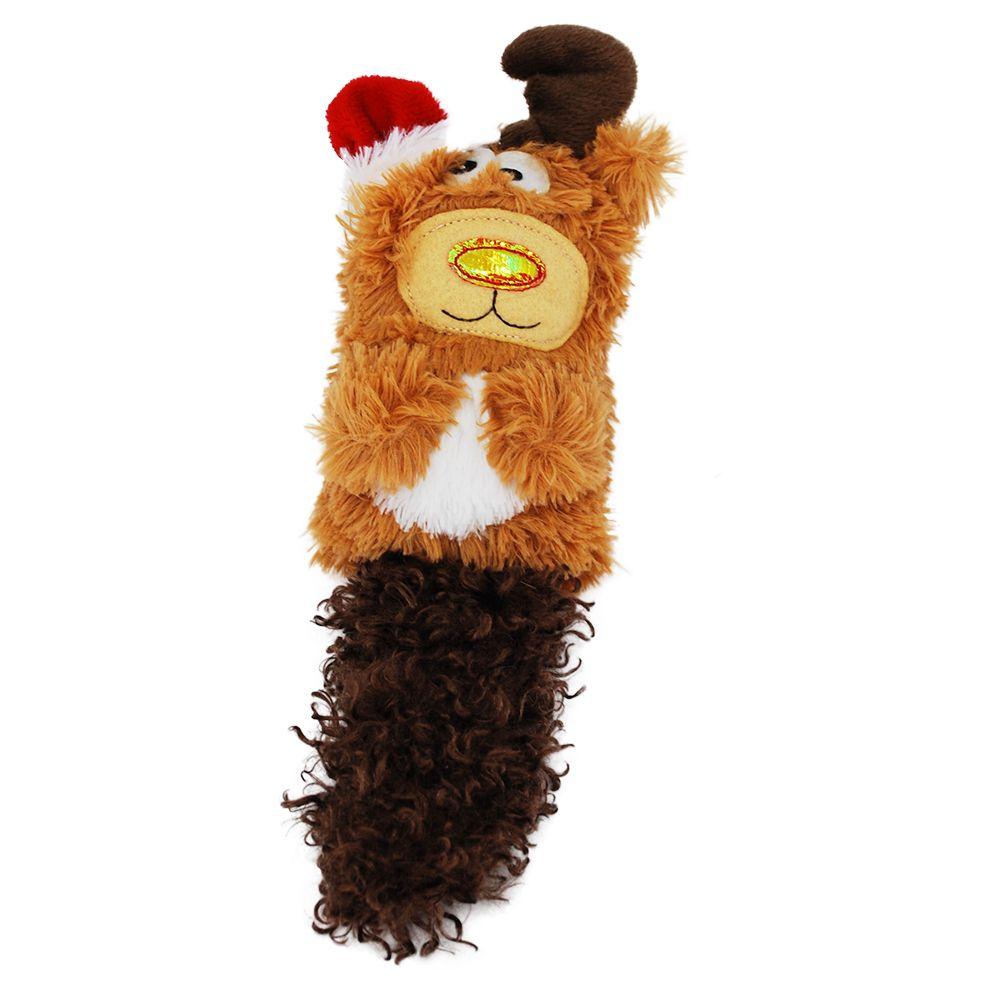 Jouet KONG Holiday Kickeroo® Renne pour chat - 1 jouet