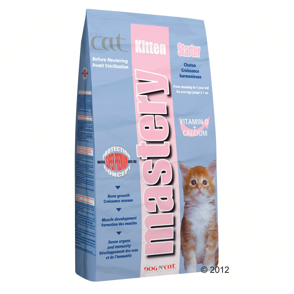 Foto Mastery Cat Kitten Starter - 2 x 3 kg - prezzo top! Mastery Kitten