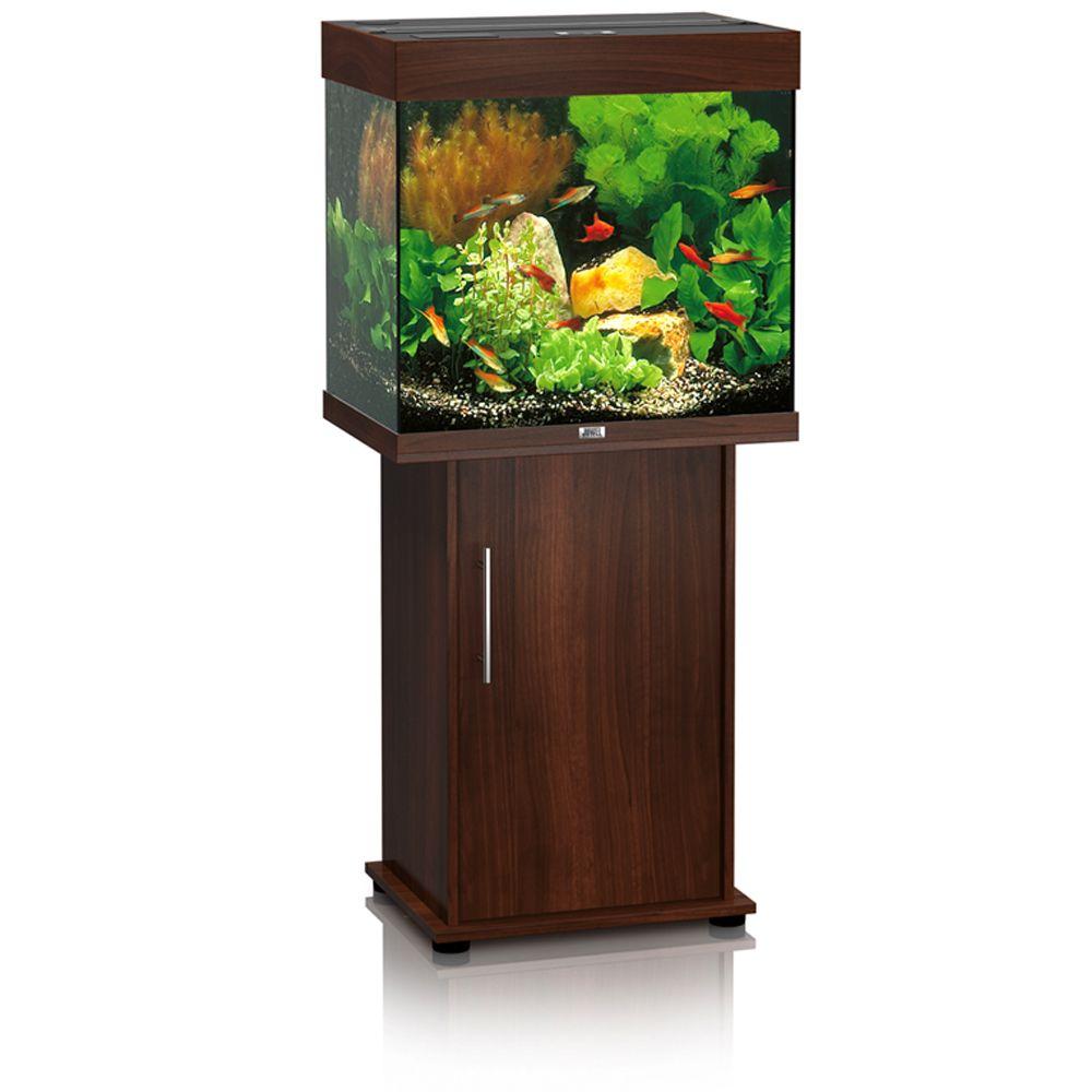 Ensemble aquarium/sous-meuble Juwel Lido 120 - noir