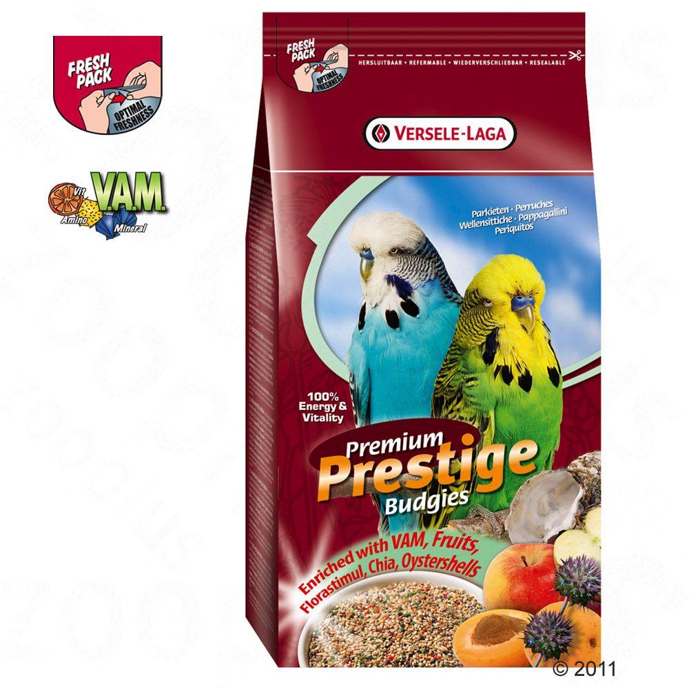 Prestige Premium dla papużek falistych  2,5 kg