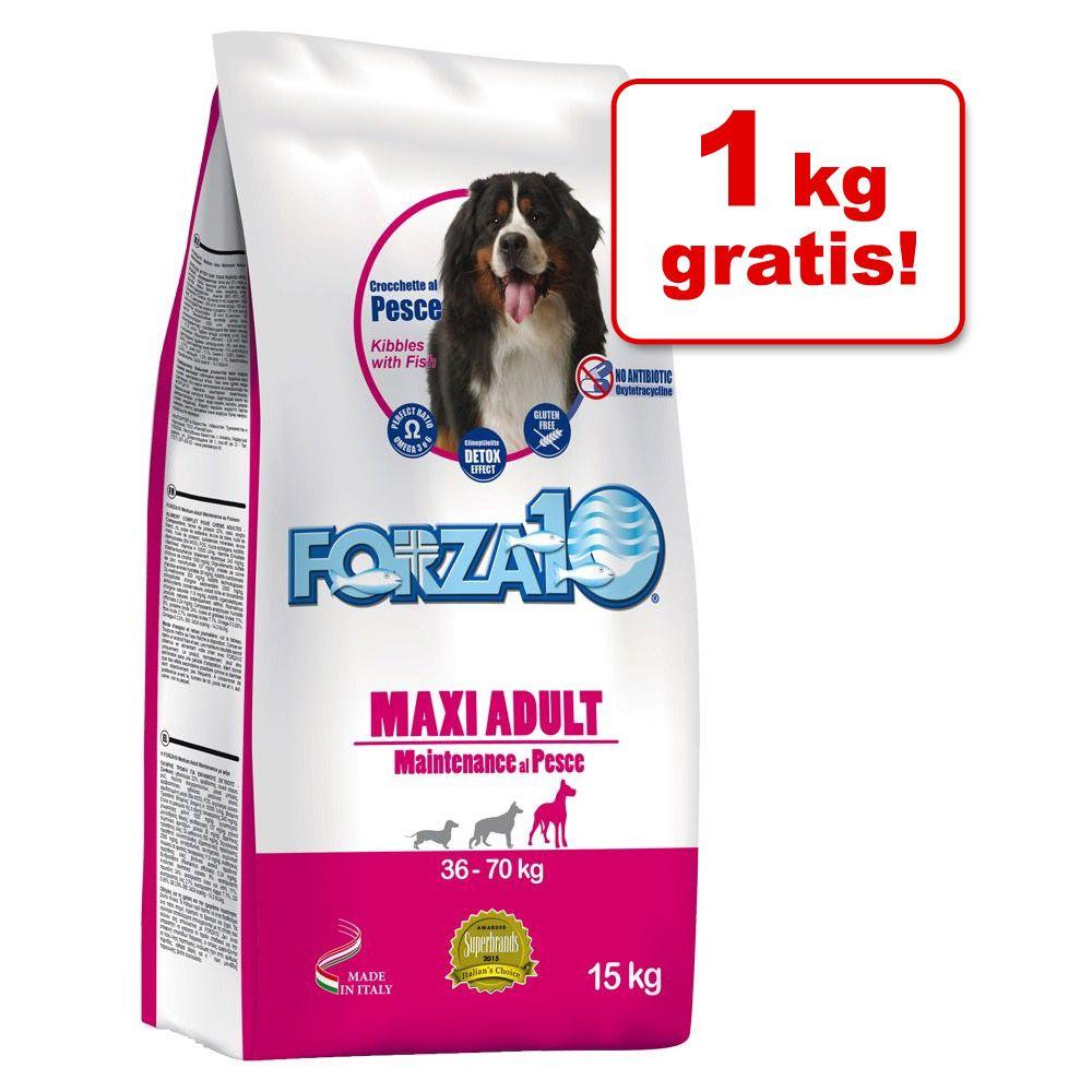 Image of 14 kg + 1 kg gratis! 15 kg Forza 10 - Adult Maintenance al Pollo Bio con Patate