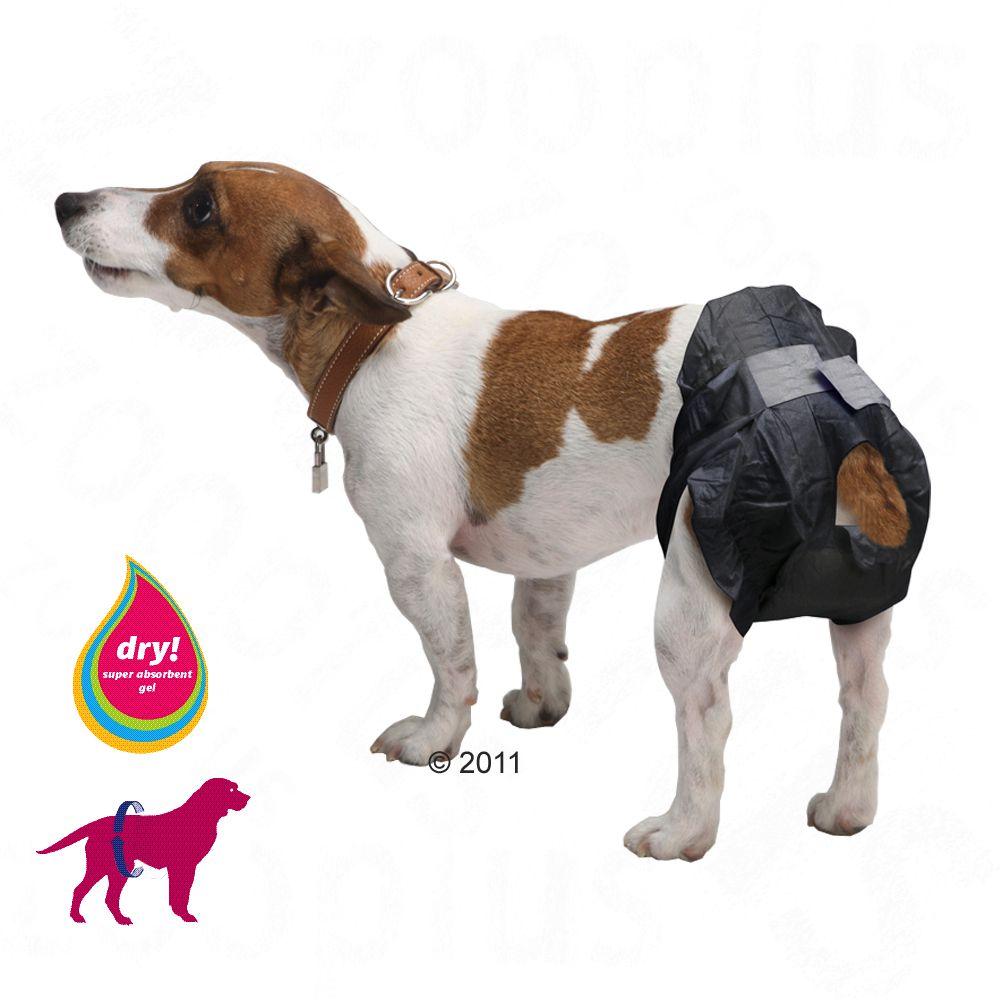 Savic Comfort Nappy pieluchy dla psa, 12 sztuk - Rozmiar 6