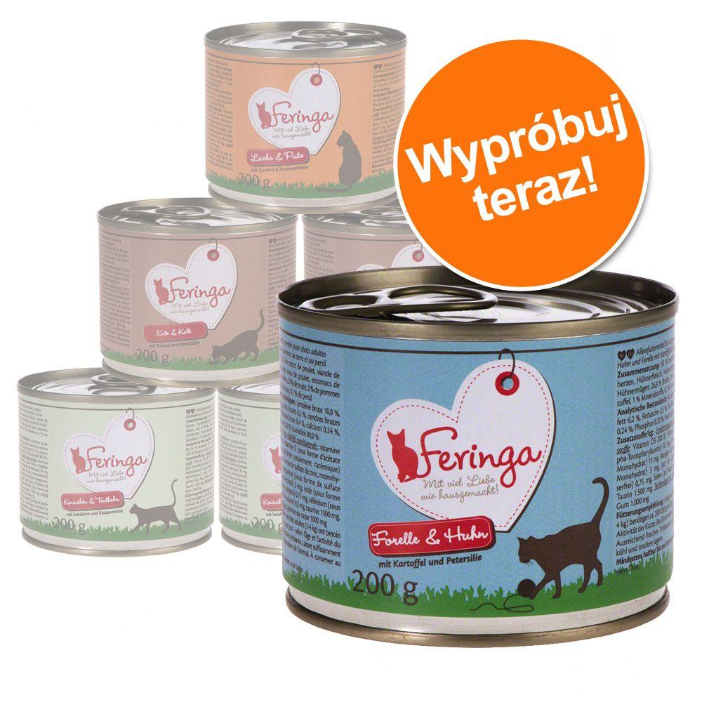 Pakiet mieszany: Feringa Menu 2 smaki - 6 x 800 g