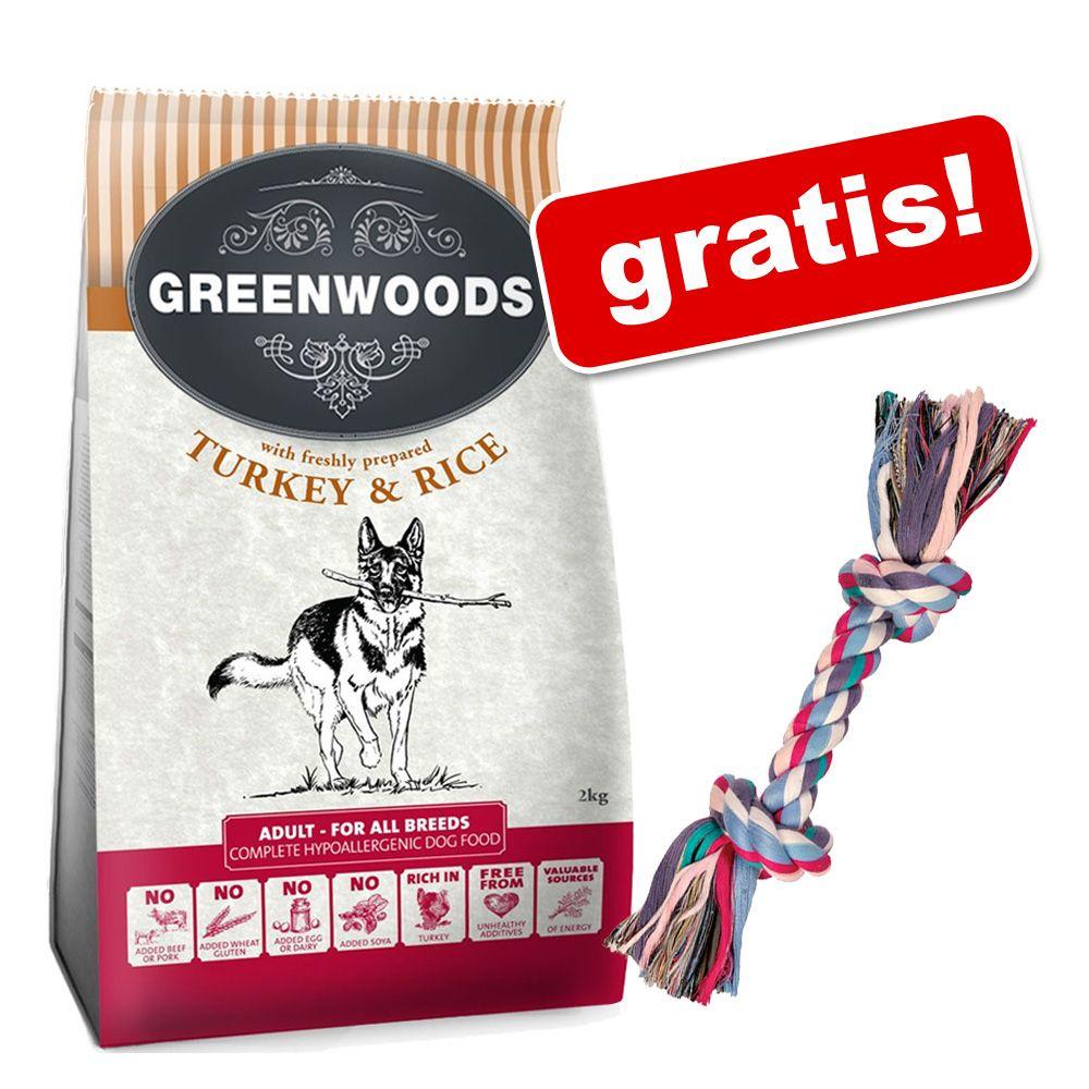 2 kg Greenwoods + Trixie