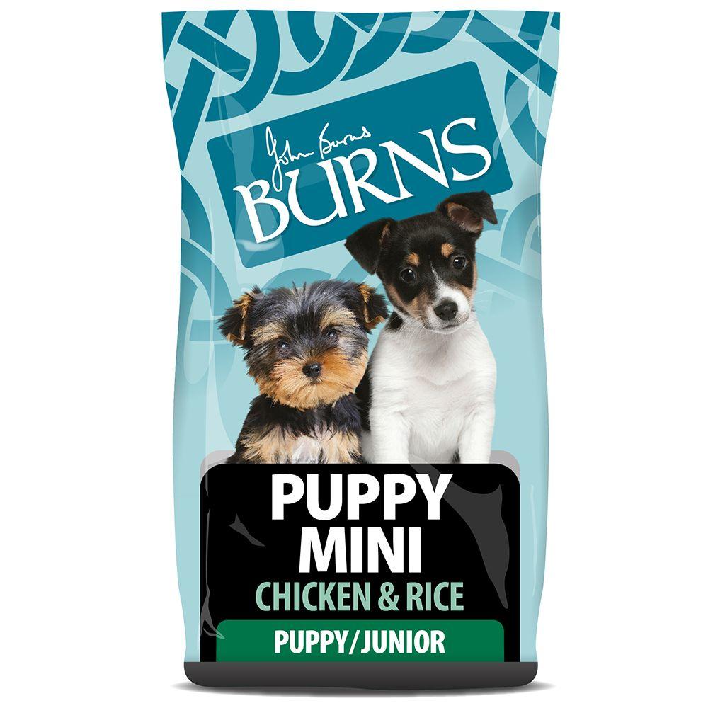 Burns Puppy Mini - Chicken & Rice - 6kg