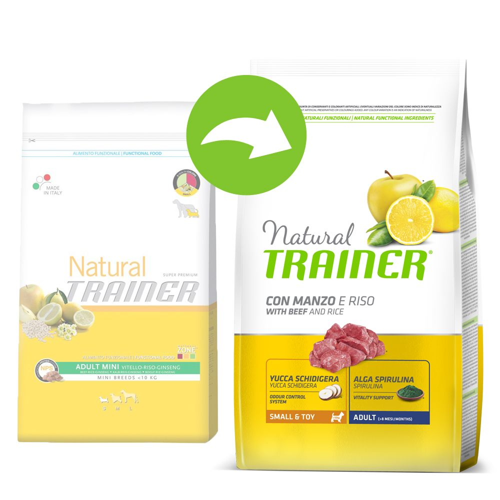 Trainer Natural Mini, wo&
