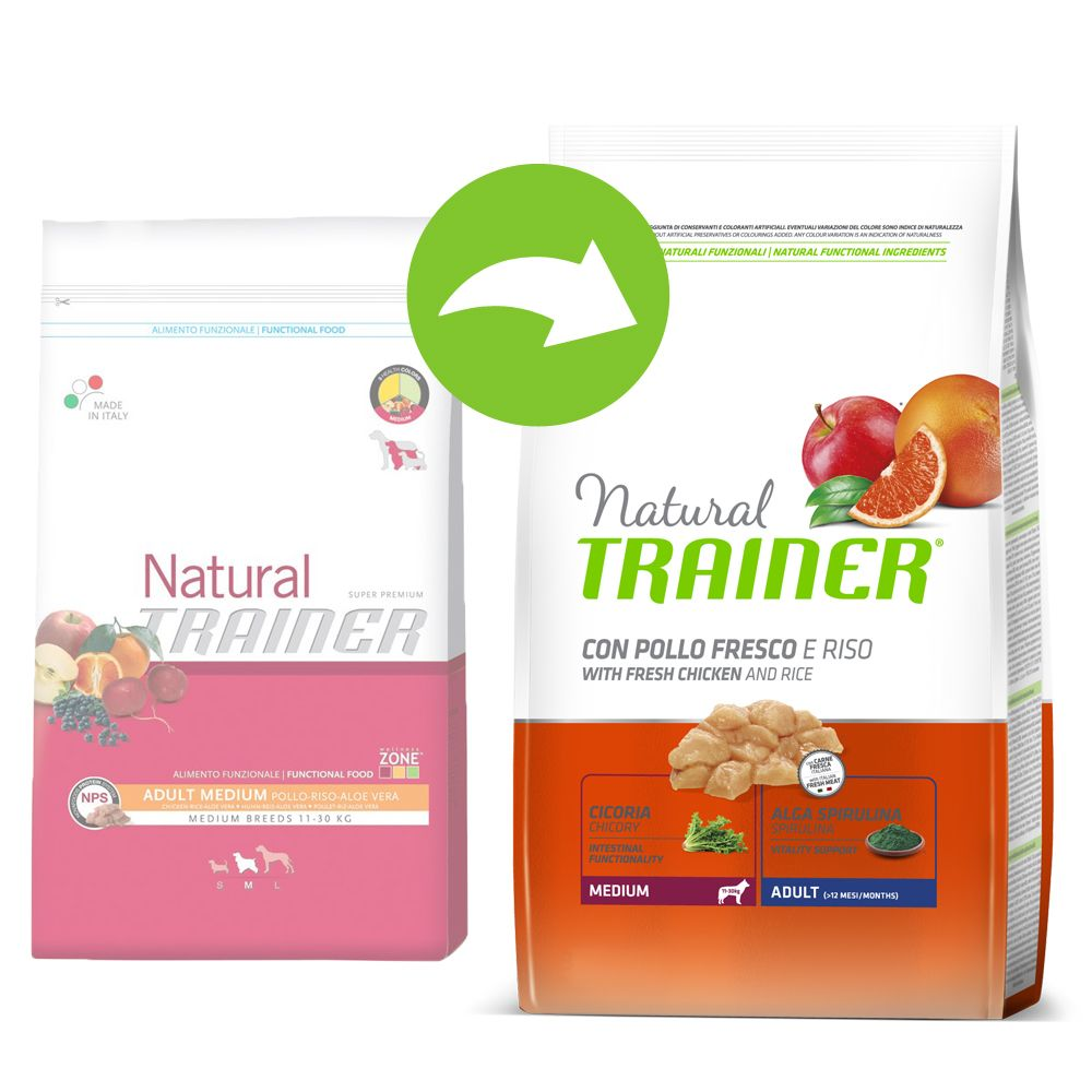 Trainer Natural Medium, k