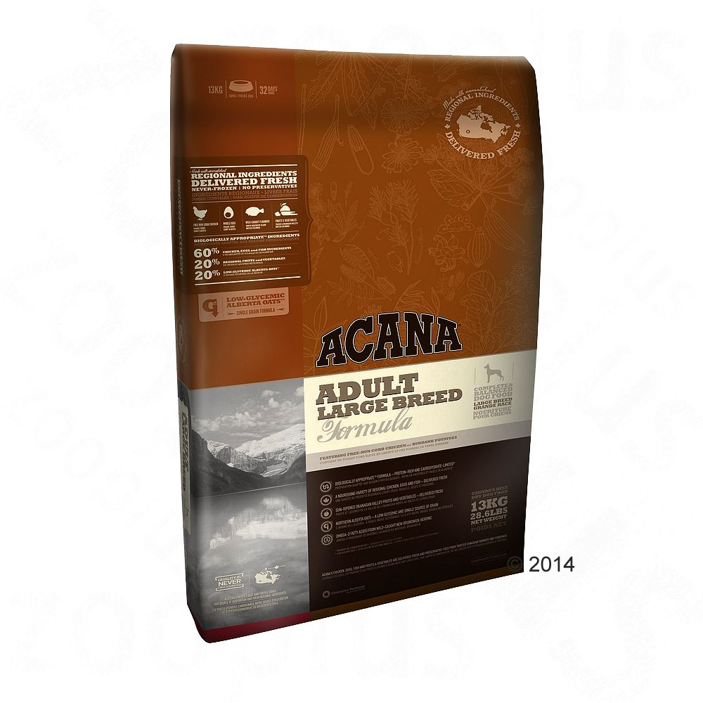 Acana Adult Large Breed - 18 kg