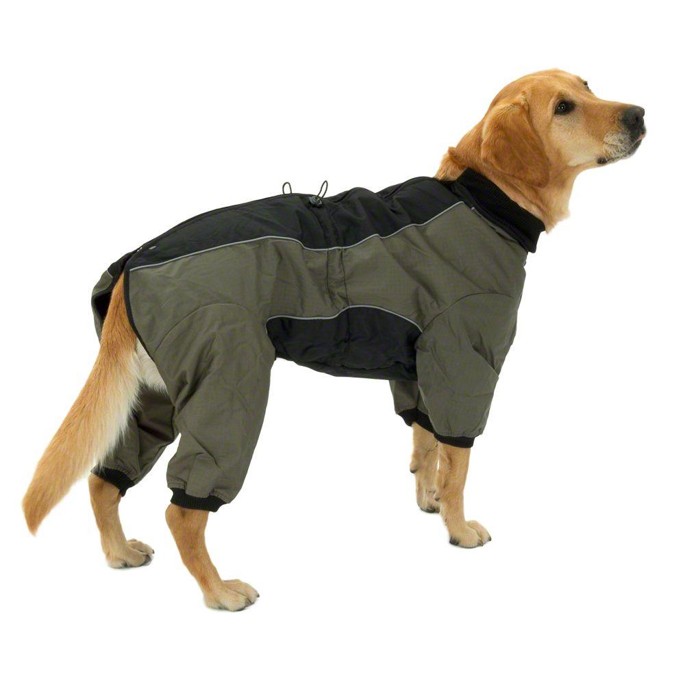 Długi kombinezon dla psa - Dł. grzbietu: 55 cm