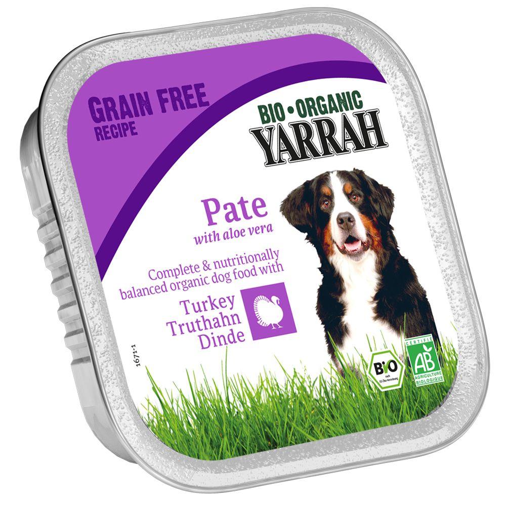 Yarrah Organic Wellness Paté – Kyckling med alger 18 x 150 g