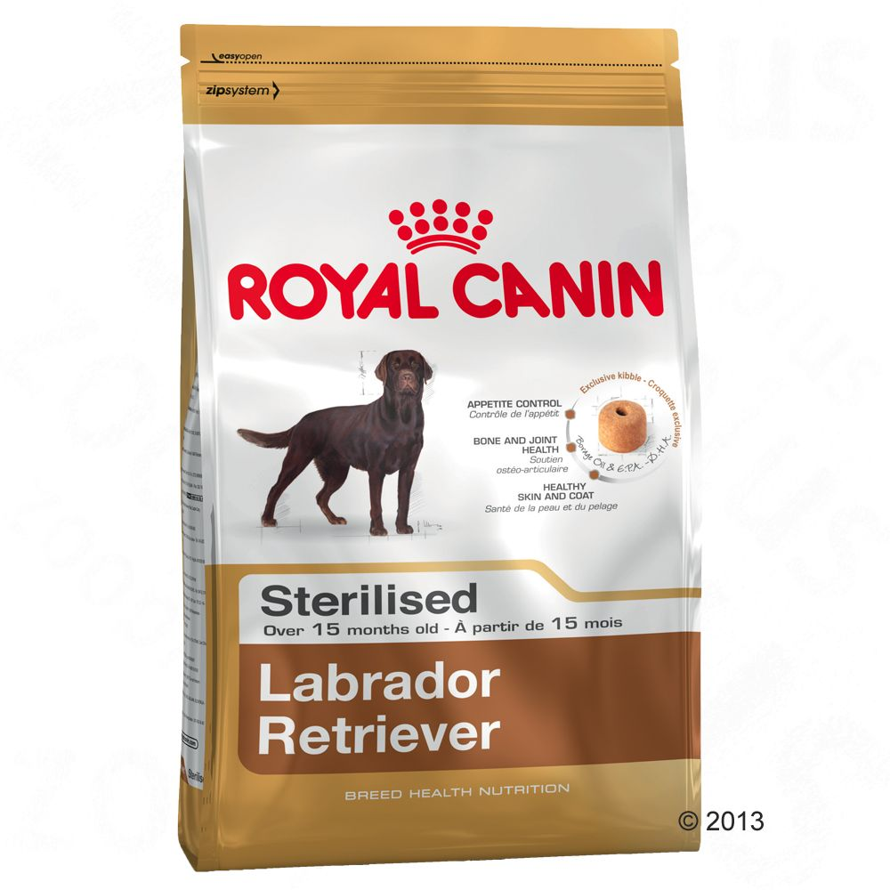 Royal Canin Sterilised Retriever Adult - 12 kg