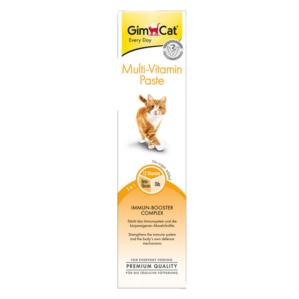 GimCat Multi-Vitamin Paste - 200 g