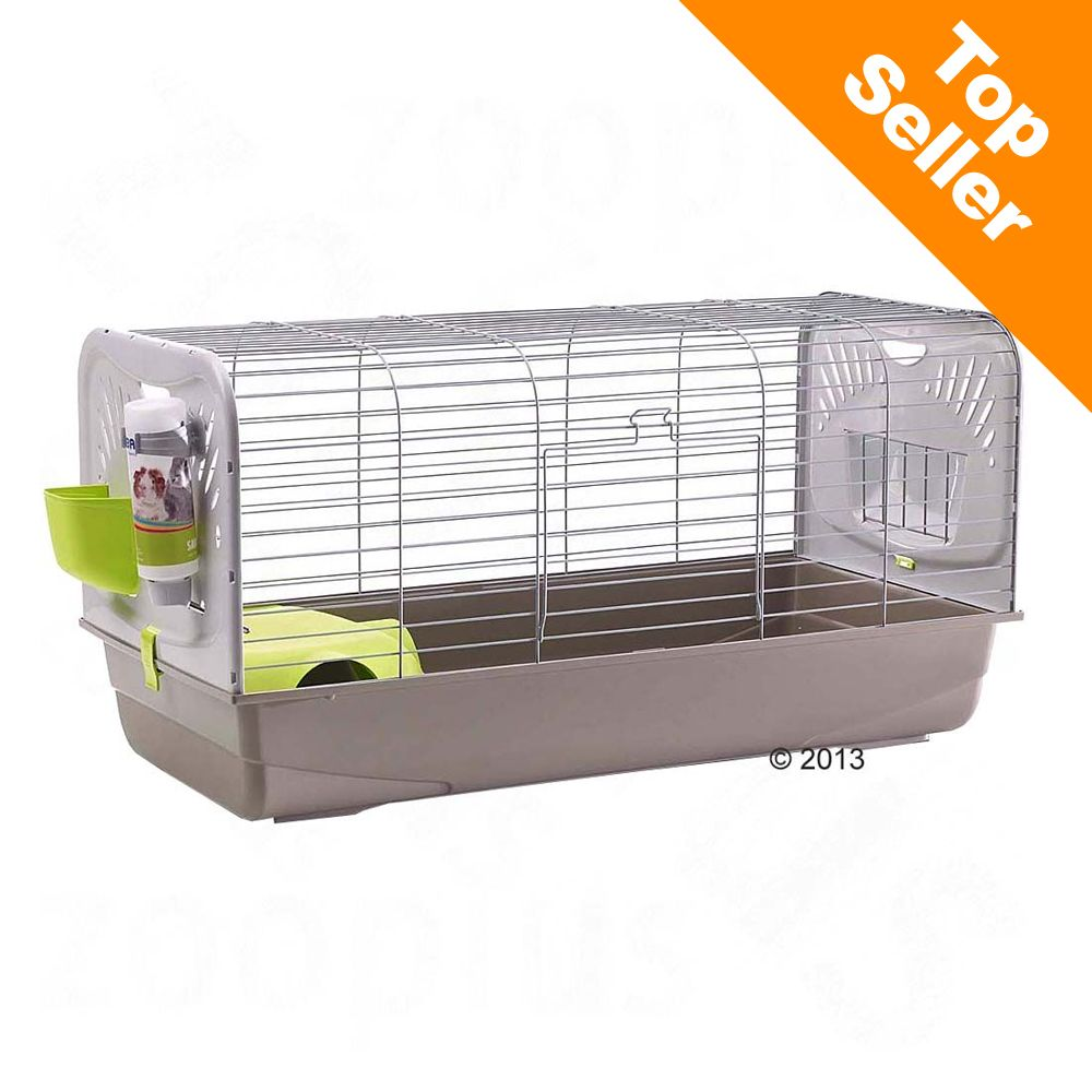 Rongeur Co Cage Cochon d´Inde Cage de moins de 1 m