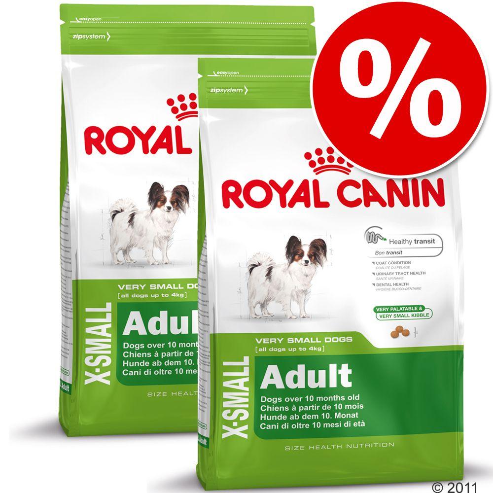 Dwupak Royal Canin X-Smal