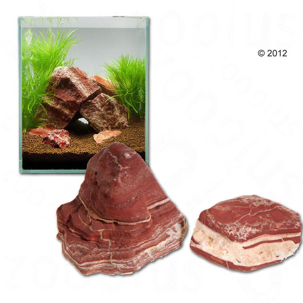 Poisson Décoration Grotte rocher et pierre Kit de décoration pour aquarium