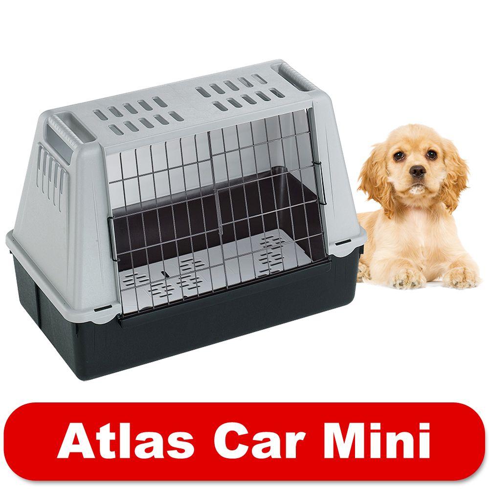 Ferplast Atlas Car biltransportbur - Mini L 72 x B 41 x H 51 cm