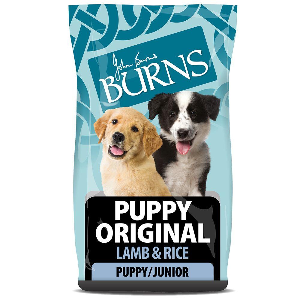 Burns Puppy Original - Lamb & Rice - Economy Pack: 2 x 6kg