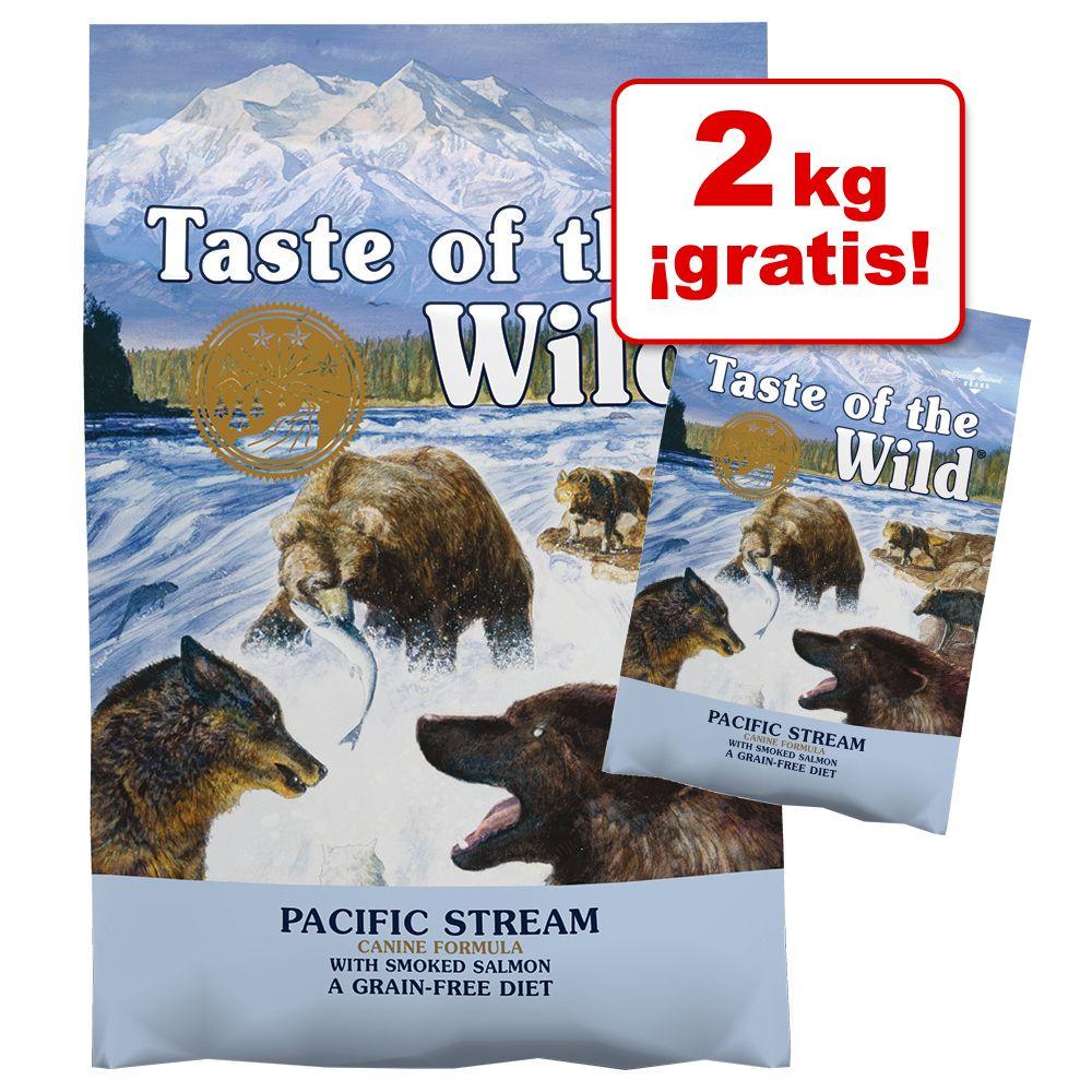 Taste of the Wild 14,2 kg pienso para perros en oferta: 2 kg ¡gratis! - Wetlands Adult (12,2 + 2 kg ¡gratis!)
