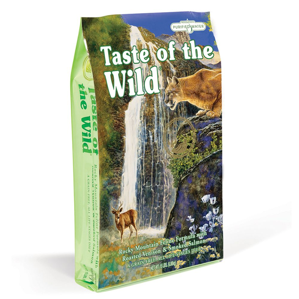 Rocky Mountain Taste of the Wild Dry Cat Food