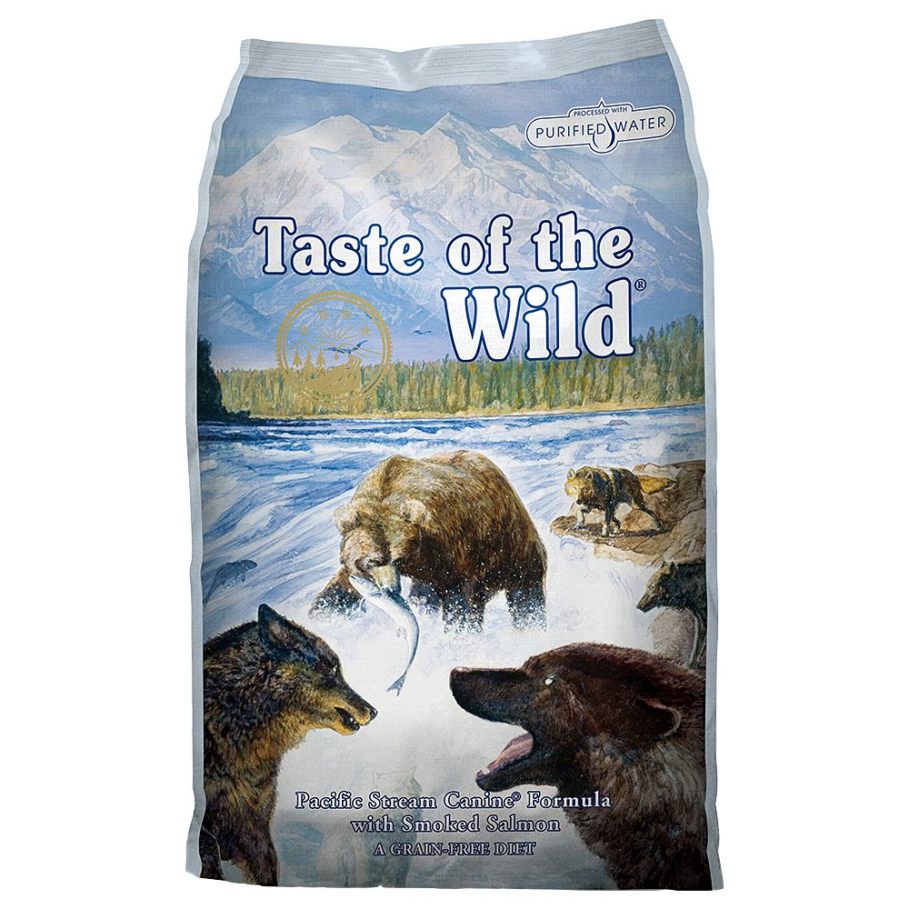 Pacific Stream Adult Taste of the Wild Dry Dog Food