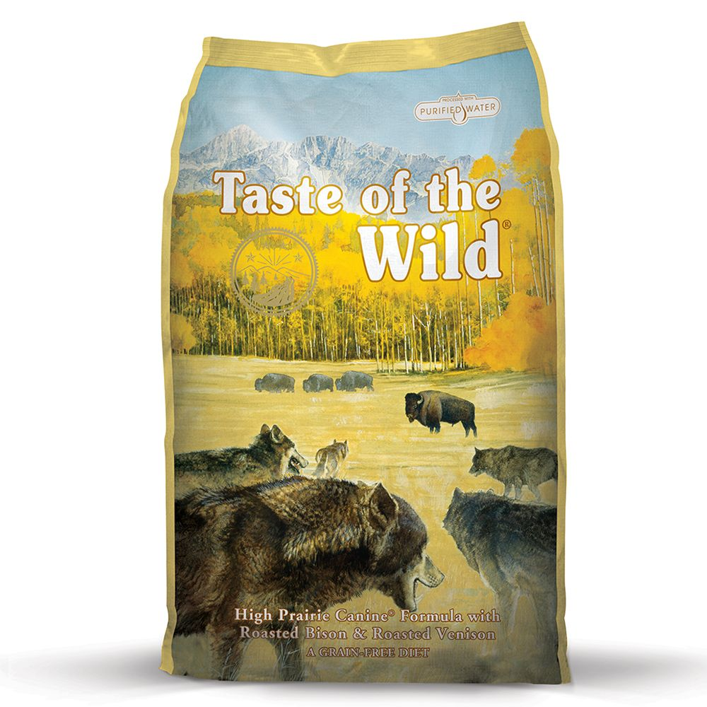 High Prairie Adult Taste of the Wild Dry Dog Food