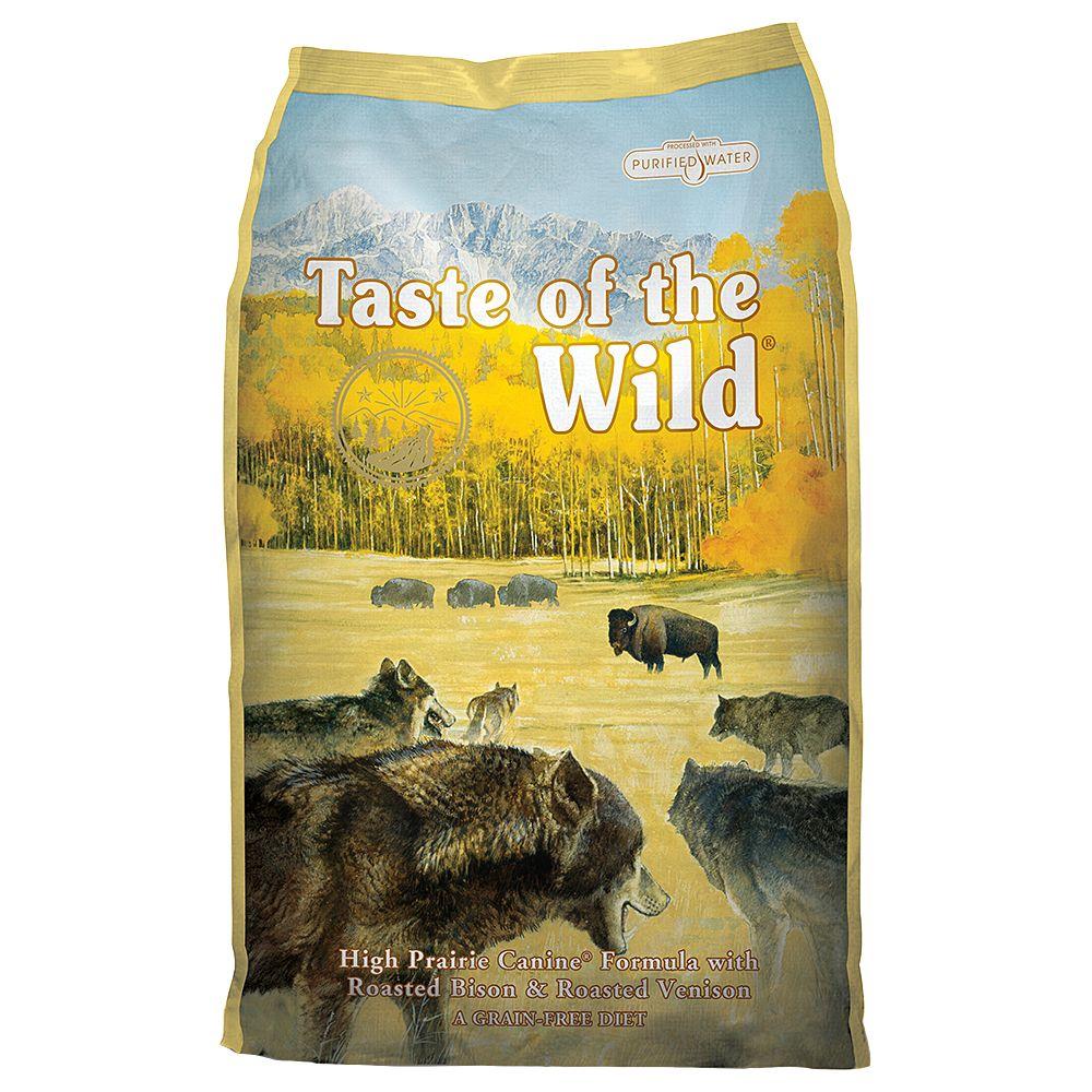Foto Taste of the Wild - High Prairie Canine - 6 kg
