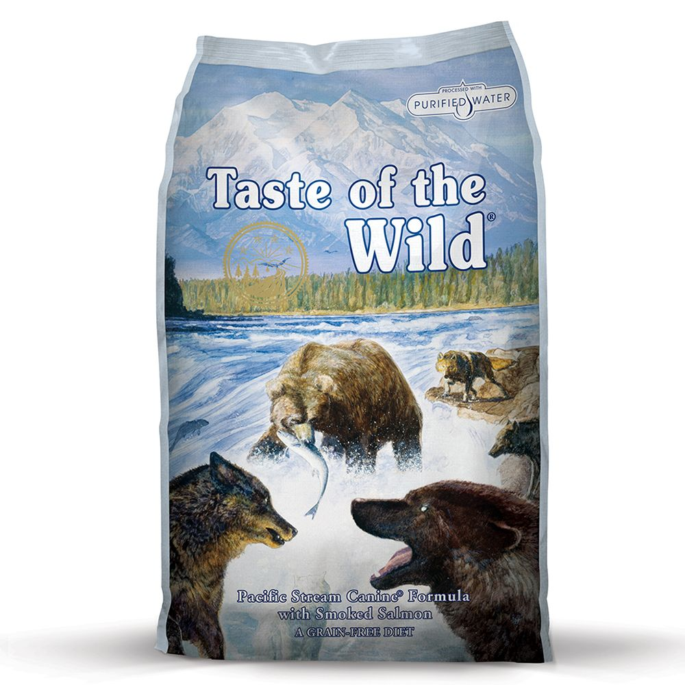 Taste of the Wild - Pacific Stream Canine - Sparpaket: 2 x 13 kg