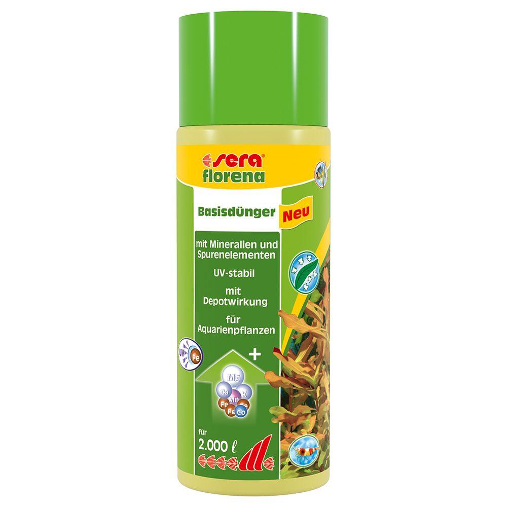 Foto SERA Florena fertilizzante liquido per piante acquatiche - 5000 ml