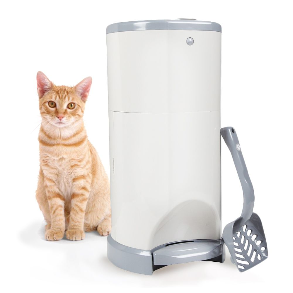 Litter Champ Pet Waste Bin