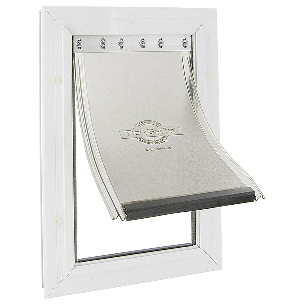 PetSafe® Staywell® Aluminium-Haustiertür - Typ 640 -  50,3 cm x 32,9 cm