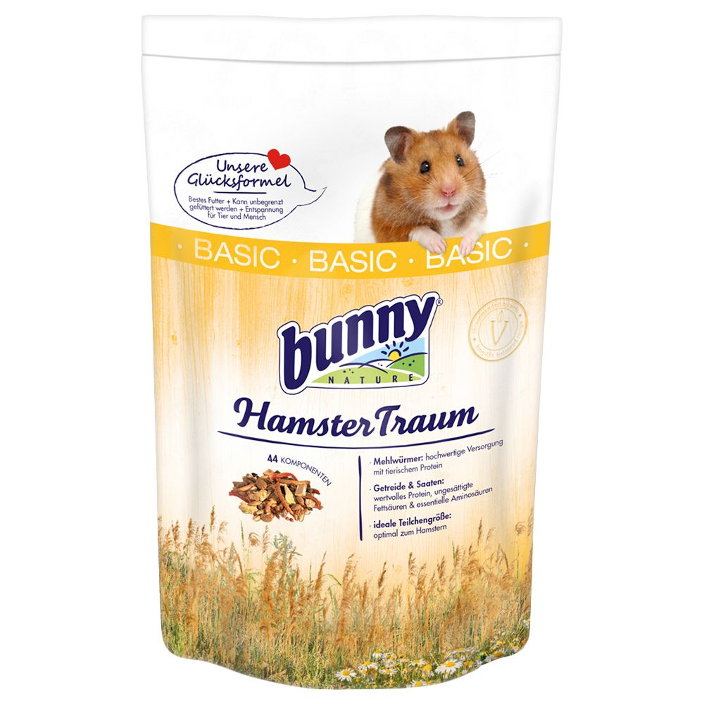 600g Bunny Hamster Dream Basic Hamster Food