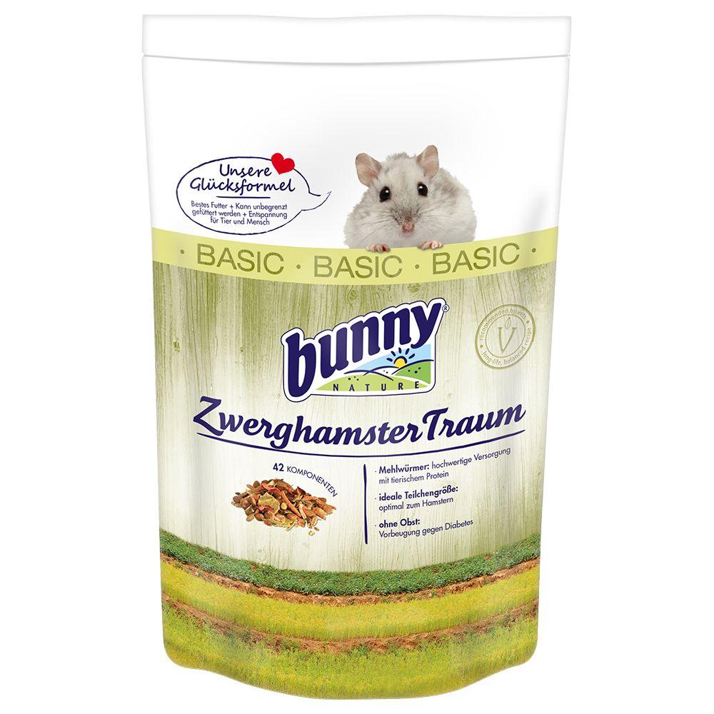 Bunny Dwarf HamsterDream Basic - 600g