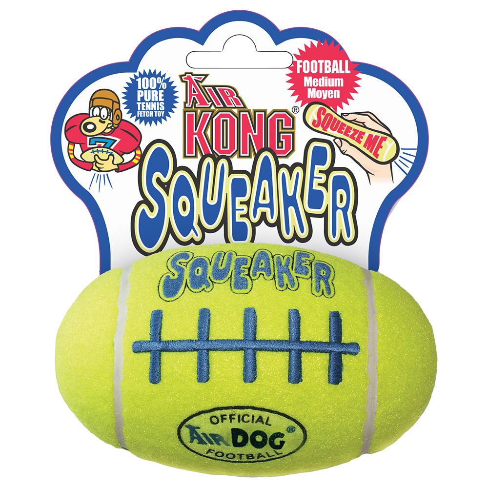 A different kind of tennis ball - and a much better one! The oval shape of this ball in tennis style makes the toy jump unpredictably. Your dog will go wild chasin...