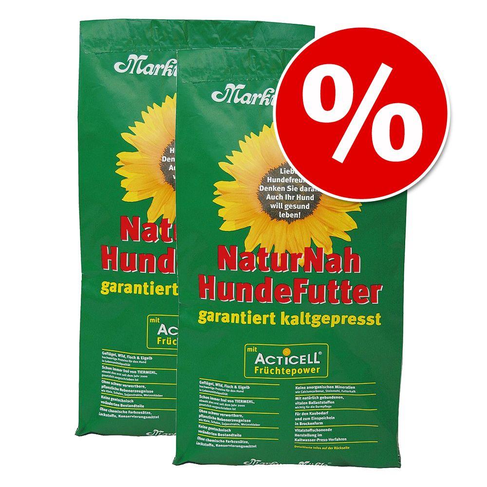 Ekonomipack: Markus-Mühle hundfoder 2 x 15 kg - Black Angus Junior (2 x 15 kg)