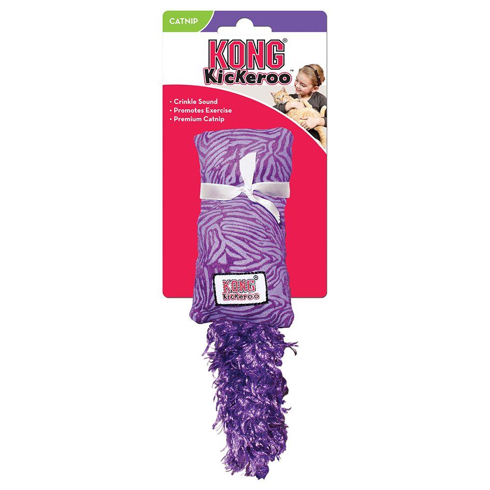 KONG Kickeroo Kitten - 13cm