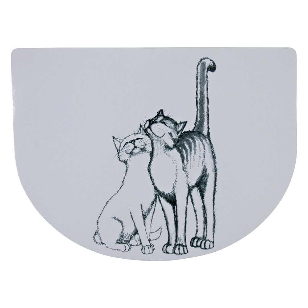 Trixie Placemat Cuddle Cats