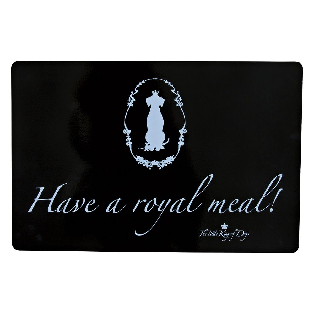 Trixie 44 x 28 cm Place Mat - King of Dogs