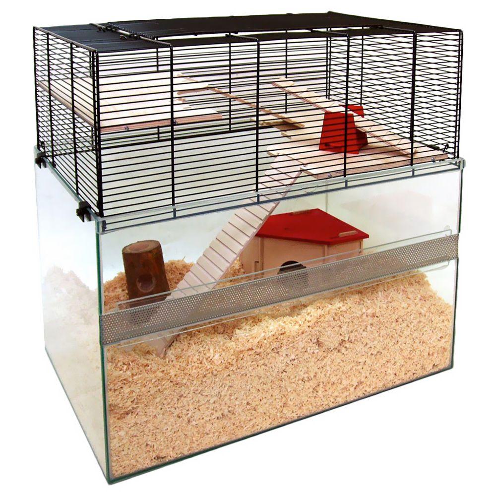 Skyline Falco Small Pet Cage - 100 x 50 x 75 cm (L x W x H)